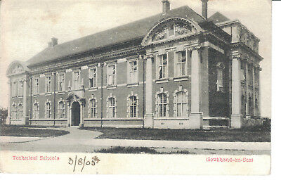 Southend On Sea Technical Schools 1905