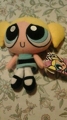 Powerpuff girls soft toy Bubbles 8 inches