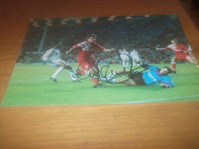 Mike Marsh Liverpool West Ham Coventry Southend Signed Card