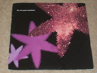 The Orb ‎– Peel Sessions   1991    AMBIENT / OLD SKOOL...EX CON!!    RARE!!