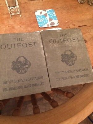 The Outpost, The 17th Service Battalion The Highland Light Infantry