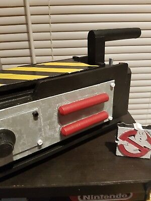 ghostbusters trap side rods 3d printed