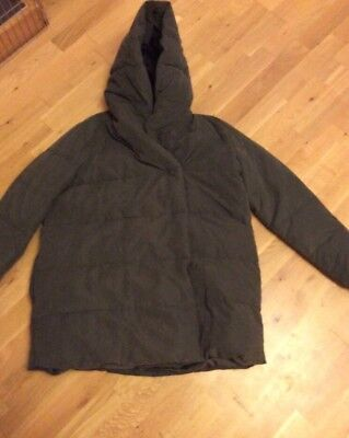 brand new maternity coat size 14