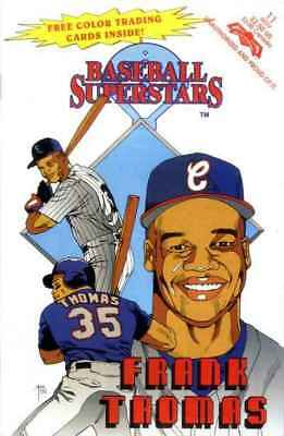 Baseball Superstars #11 in Very Fine condition. FREE bag/board