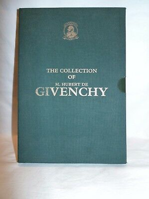The Collection of M. Hubert de Givenchy Auction Catalogue Monte Carlo 1993 VG HB