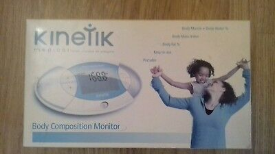 Kinetik Body Composition Monitor