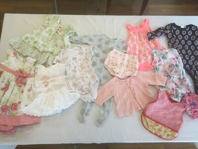 Big brand baby girl clothing batch 000-1