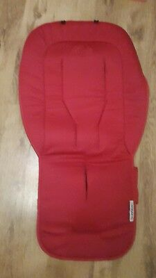 red bugaboo universal liner