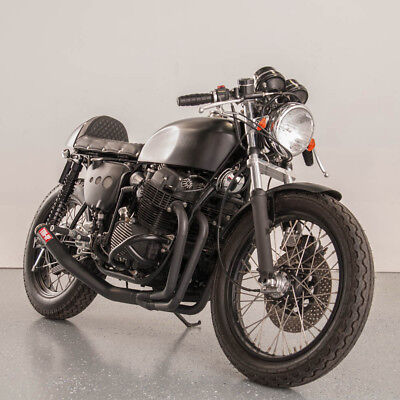 1976 Honda CB750 Café Racer  1976 Honda CB750 Café Racer,owned by Green Day's Mike Dirnt, 915cc big cam