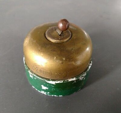 Pyle National Mars Steam Locomotive Cab Number Headlight Toggle Light Switch