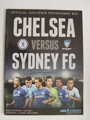 Sydney v Chelsea 2015 Friendly
