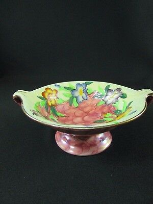 Maling Ware Small Footed Dish c.1930