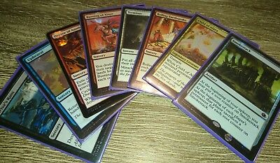 magic the gathering mtg - 8 From the vaults: Annihilation lot ALL FOIL