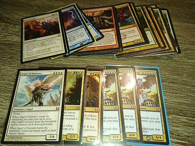 magic the gathering mtg - 38 Return to Ravnica lot Mythic and Rare only