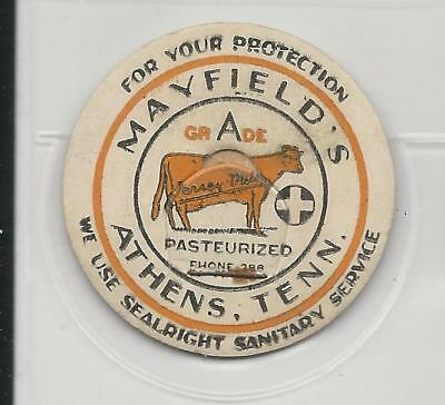 Mayfield's milk cap-Athens, Tennessee