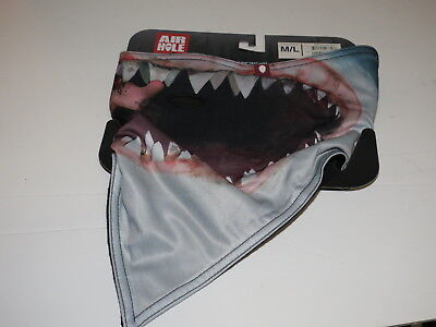 @ Nwt Airhole Standard 2 Layer Facemask Shark Msrp $35 @