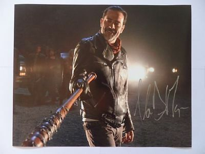 Jeffrey Dean Morgan - Negan - Autographed 8x10 Photo