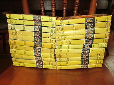 Great Lot of 22 Vintage Nancy Drew Books - Matte Books - Carolyn Keene