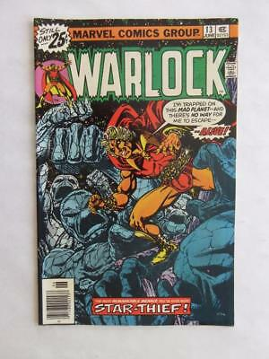 Warlock # 13 - HIGH GRADE - Avengers Captain America MARVEL Check out our comics