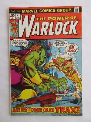 Warlock # 4 - HIGH GRADE - Avengers Captain America MARVEL Check out our comics!