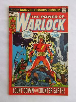 Warlock # 2 - HIGH GRADE - Avengers Captain America MARVEL Check out our comics!