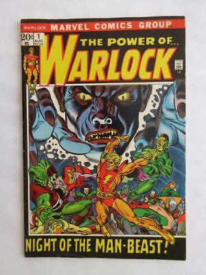 Warlock # 1 - HIGH GRADE - Origin by Kane! Avengers MARVEL Check out our comics!