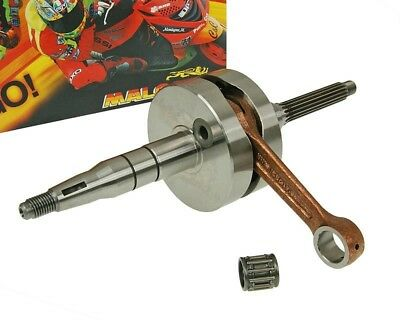 Crankshaft Malossi MHR RHQ 3 11/32in/0 15/32in for Minarelli » Aprilia Sonic