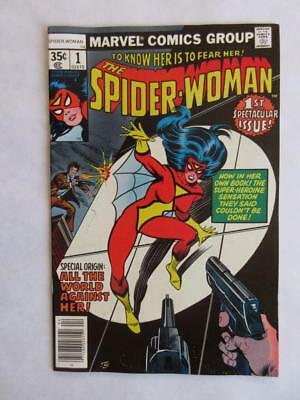 Spider-Woman # 1 - NEAR MINT 9.8 NM - To know her is to Fear Her! MARVEL Comics