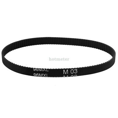 H● 96MXL 025 Engine Rubber Timing Belt 120 T 2.032mm Pitch 6.4mm Width
