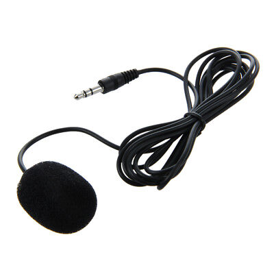 3.5mm Clip on Lapel Microphone for PC Laptop PK H9U6