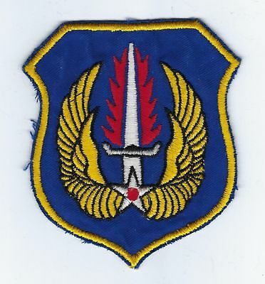 """U.S. Air Forces in Europe Patch without a Scroll 4½"""" Tall Embroidered Twill MINT"""
