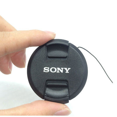 1 PCS New 49mm  Front Lens Cap for Sony