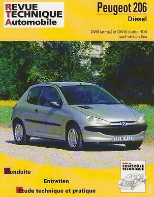 Manual de Taller y Despiece Peugeot 206 1998 (en pdf o en CD)