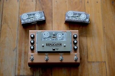 T-Rex Replicator Analog Tape Delay Pedal