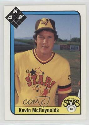 Kevin Mcreynolds Lot Of 160 Cards82 Different
