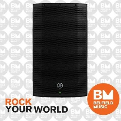 ALL NEW Mackie Thump 12A Powered Speaker 12'' 12 Inch Active 1300w w/ 2CH Mixer