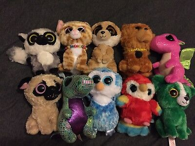 ty beanie boo bundle x 10 - Collection 1