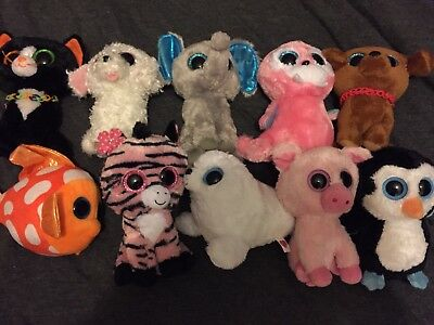 ty beanie boo bundle x 10  Collection 2