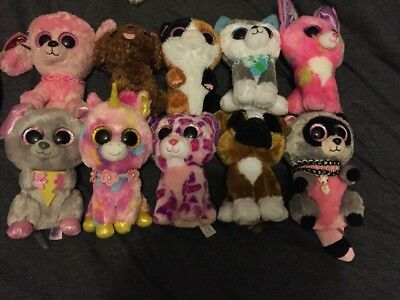 ty beanie boo bundle x 10 - Collection 3
