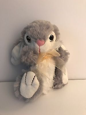 Dan Dee Collectors Choice Bunny 2015 Floppy Ears Holland Lop Earred Thumper Gray