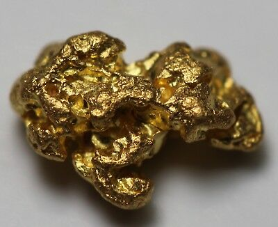Gold Nugget 0.37 Grams (Australian Natural)