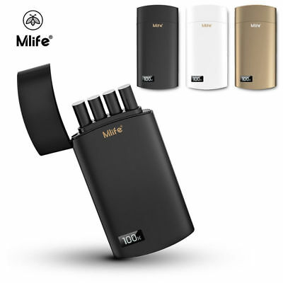 Original Mlife M1 Start Kit Electronic E Pen 1500mah Box Kit 2017 Hot