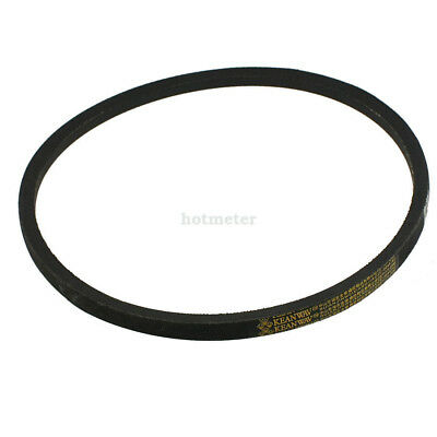 "B-2050 Inner Girth 2050mm 81"" Rubber B Type Wedge Rope Vee Belt Black"