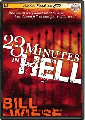 23 Minutes in Hell by Bill Wiese 9781930034433 (CD-Audio, 2007)
