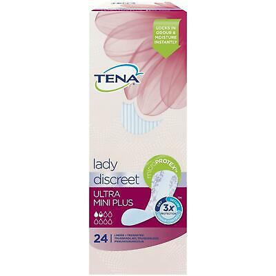 Tena Lady Ultra Mini Plus  1 2 3 6 12 Packs