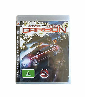 Need for Speed Carbon (Sony PlayStation 3, 2007)