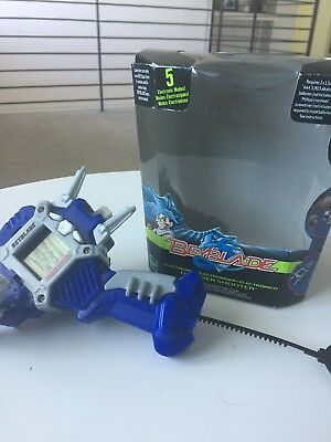 Rare Beyblade Electronic Dranzer Shooter Excellent Working Condition In The Box
