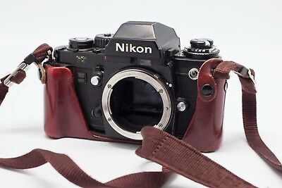 Nikon f3 body 35mm film camera