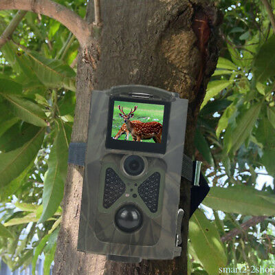 SunTek HC-300M Hunting Camera Infrared Scouting 12MP MMS/GPRS Hunting Trail Cam