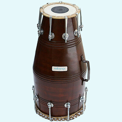 Professionally Carved Made Of Wood Naal - Bolt-tuned (PDI-EF) MI 010
